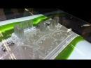 Макет Изумрудных Холмов на выставке Недвижимость в Москве 31.03.12 г.