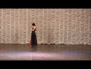 Michelle - Танец (variation from the ballet Carmen - Suite) - Тогучи 2013