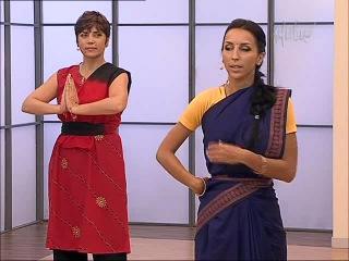 Мастер-класс индийских танцев от Шанти dancedb.ru
