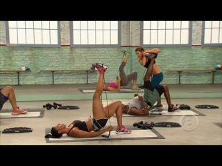 Jillian Michaels: Body Revolution - Workout 8 - (Аглийская озвучка) - 2012 год0