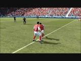 Месси из чернобыля и другие приключения игроков в FIFA 2012 // Баги в FIFA DEMO 12