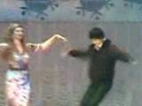 Т.Мага ингуш танцует с Азой Батаевой