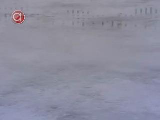Видеоинструкция по заливке катка вручную.
