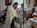 Крещение племянницы Полиночки