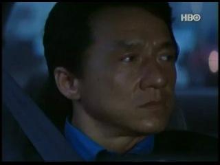 Джеки Чан (Час пик 2) (Отрывки и смешные сцены из к.ф.)