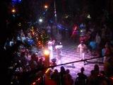 Шоу в танцевальном клубе. Мармарис 2013.