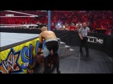 Randy Orton vs Christian for the World Heavyweight Championship SummerSlam 2011