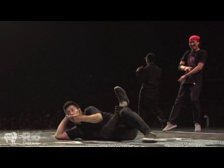 R16 bboy crew battle world finals 2013 south korea - yak films x sony japan
