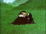 Крот и грибы (Krtek, 39, 1997)