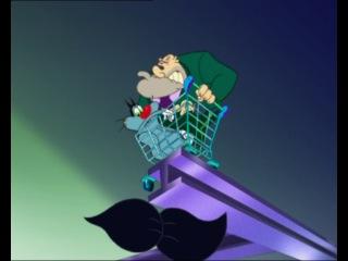 Огги и Тараканы - Сумасшедший Шоппинг (Crazy Shopping/Oggy Fait du Shopping) 2-84