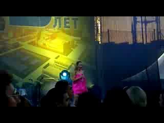 Жанна Фриске - Ты не закрывай своё сердце (Live)
