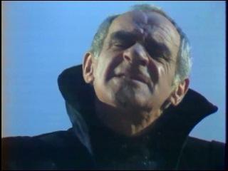 Зиновий Гердт (Мефистофель) и Михаил Козаков (старый Фауст) в телеспектакле Гёте. Сцены из трагедии Фауст (198