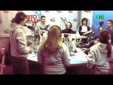 Победители акции 100 друзей команда профкома МАИ - Mamma Mia (Abba)