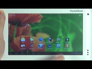 Видео обзор и тест планшета «PocketBook SURFpad» » Freewka.com - Смотреть онлайн в хорощем качестве