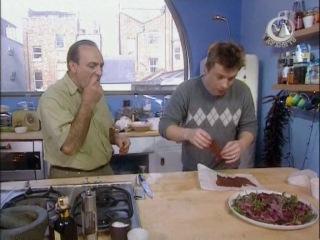 Жить вкусно с Джейми Оливером - Эпизод 17   Jamie Oliver - Oliver's Twist - Episode 17