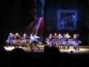 Средняя группа Народный ансамбль современного эстрадного танца Арабеск-Кукловод