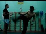 Супер скорость ударов рук и ног Александра Литвиненко