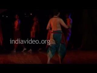 Bharatanatyam by Mallika Sarabhai Dance of Life Indian Science