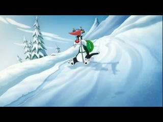 Реклама Киндер Сюрприза. 2011г. Луни Тюнз (