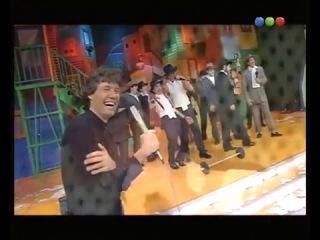 Los Tangueros con Facundo Arana - Videomatch