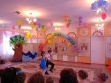 Мастер-класс на выпускном у Карины в садике 30.05.12