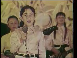 Мзиури - Путешествие по Черному морю 1973