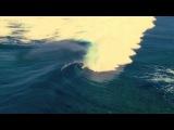 Фиджи! Синее море, огромные волны!