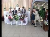 Креативный тост от родителей на свадьбе