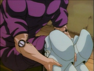 Яблочное зёрнышко / Appleseed - OVA 1 (1988)