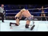 WWE Friday Night SmackDown! 29.03.2013 Daniel Bryan & Kaitlyn vs. Dolph Ziggler & AJ Lee Mixed Tag Team Match
