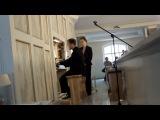 И.С. Бах хоральная прелюдия на основе хорала