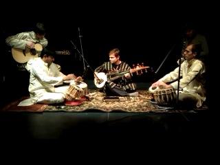 Джем на концерте индийской музыки в Перми