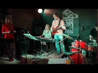 Dina Sineglazova Band and MARIQUA