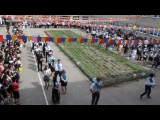 наша 39 школа респект флешмоб 25.05.13 г.Тараз))