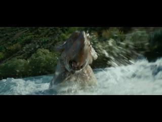 Прогулка с динозаврами 3D / Walking with Dinosaurs 3D (2013) HD Трейлер (дублированный)