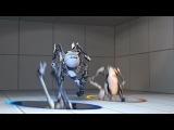 Portal 2 Co-Op TV ad [HD]