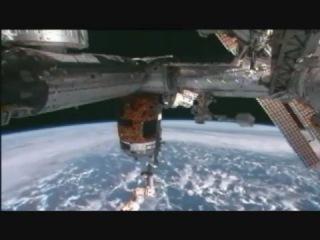 Потрясающий вид на землю с МКС 7 февраля 2011