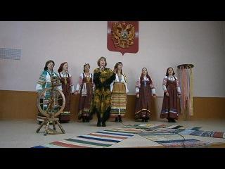 Дорожки - плясовая (ЦТРК Параскева Пятница) Новокузнецк - 06.03.12.