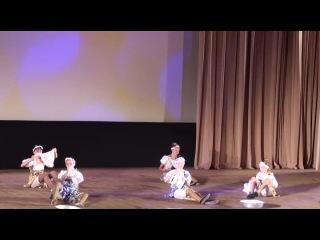 Танец королевских прачек)))