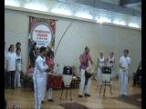 Презентация группы Capoeira Angola Palmares