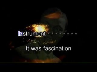 Nat King Cole - Fascination Karaoke