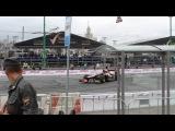 Выступление Давиде Вальсекки на Moscow City Racing 2013