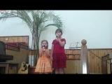 Діана та Крістіна - Христос Воскрес
