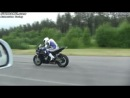 BMW S1000RR vs Mers. SLS AMG Kompressor Xtra Power 60-300 km/h
