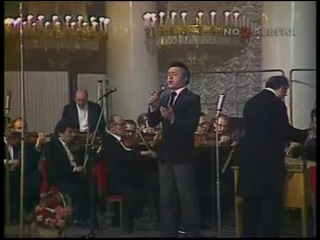 Иосиф Кобзон - Мгновения (1980; муз. Микаэла Таривердиева - ст. Роберта Рождественского)