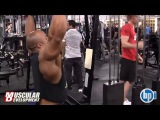 V-Taper Training with Victor Martinez: 3 Weeks Out from the Olympia