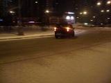 Globus, drift Fiat Doblo =-)