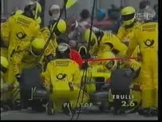 Формула 1. гран при малайзии 2 этап из 17 (2001)