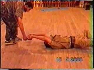 Казачий рукопашный бой. Колюшенко С. 2000 г. Обнинск