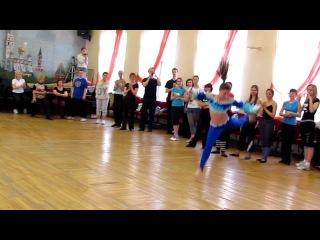 танец Диско с Мк Софьи Морозовой